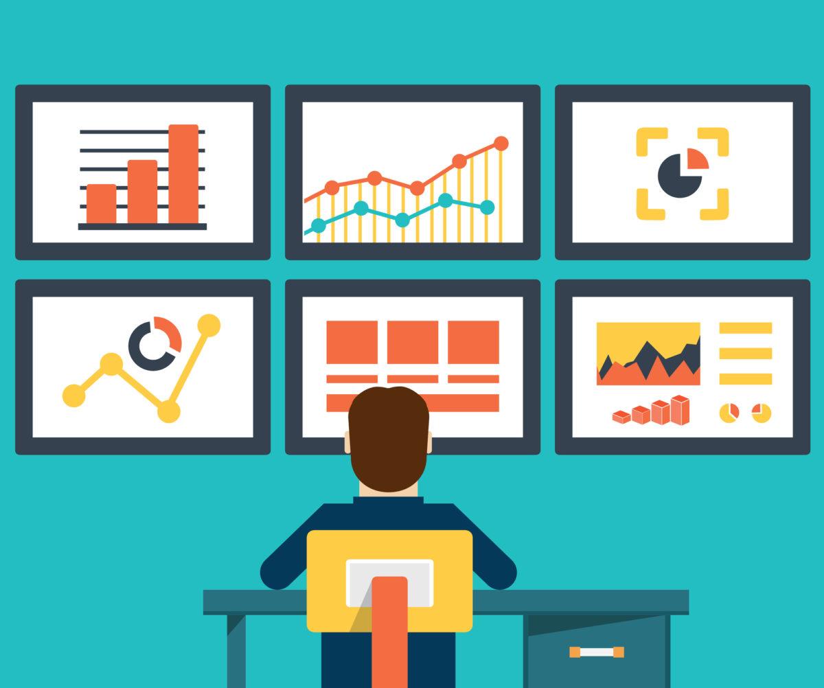 Sådan arbejdes der med datavisualisering i 2020
